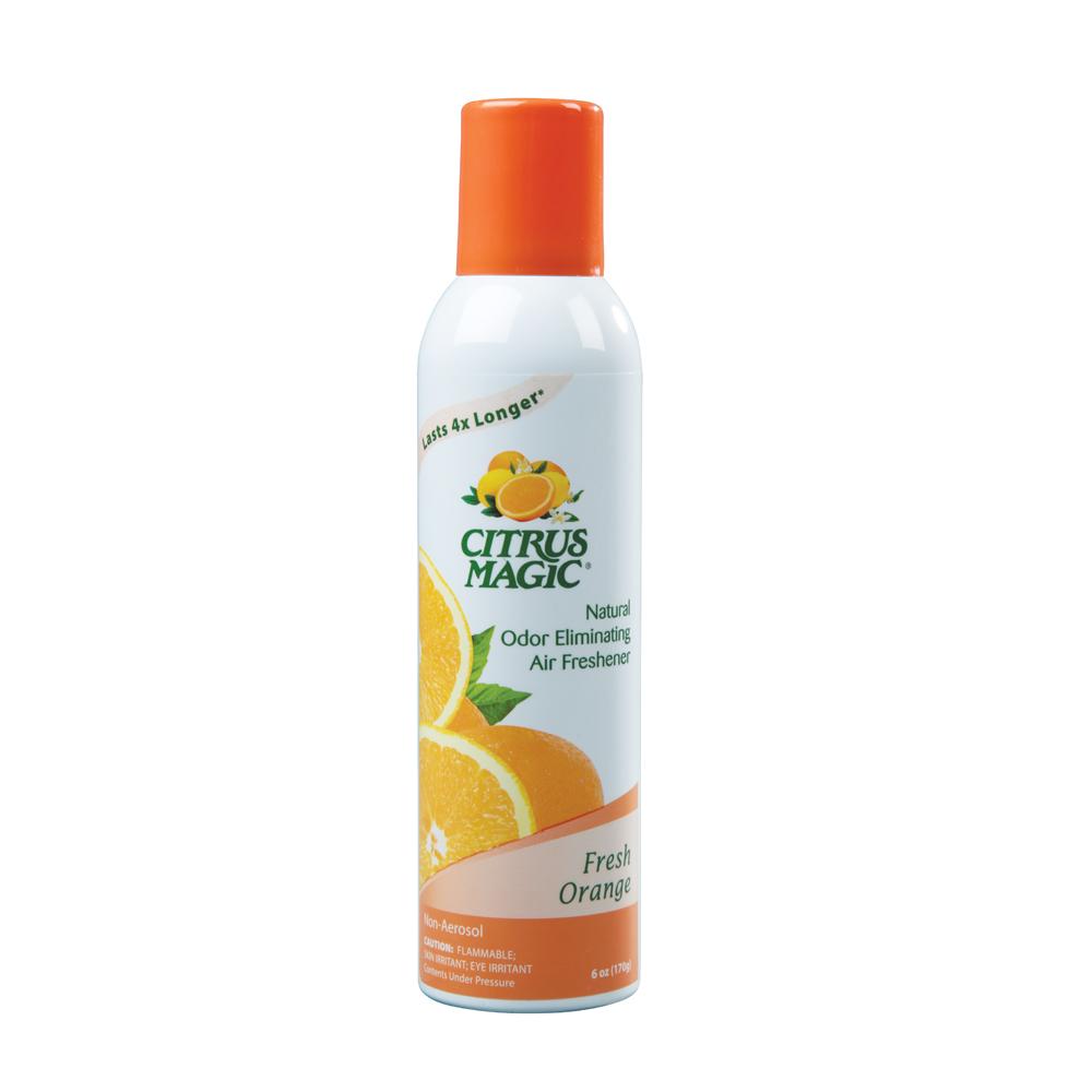 Citrus Magic Spray Air Freshener – Fresh Orange