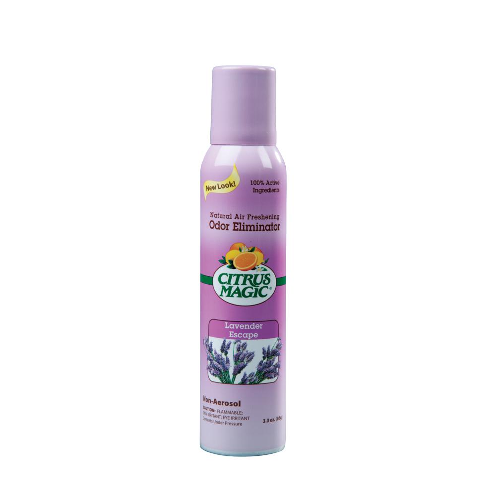 Citrus Magic Spray Air Freshener – Lavender Escape