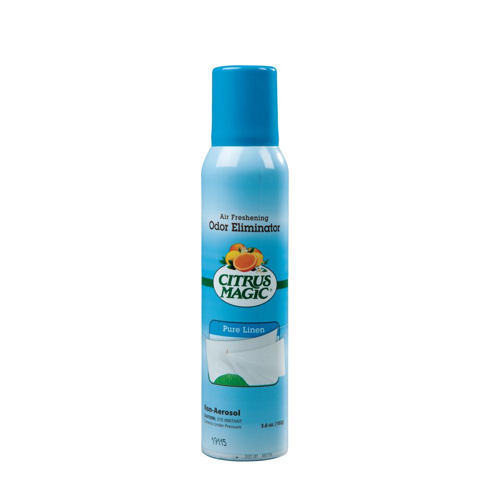 Citrus Magic Spray Air Freshener – Pure Linen