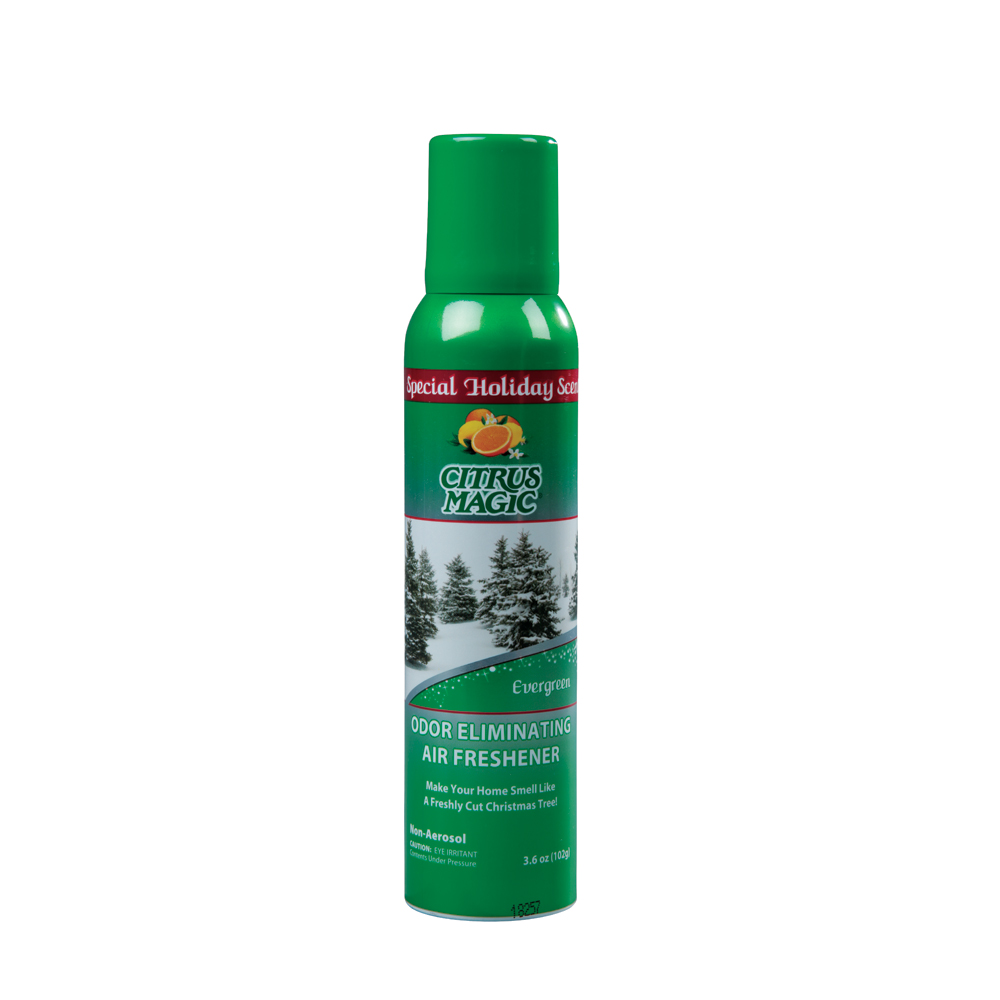 Citrus Magic Spray Air Freshener – Evergreen