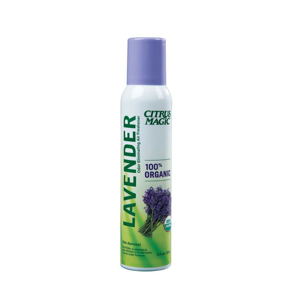 Citrus Magic Spray Air Freshener – Organic – Lavender Eucalyptus