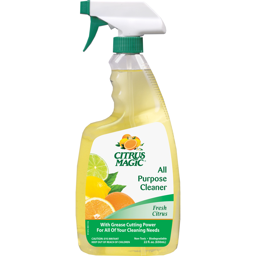 Citrus Magic All Purpose Cleaner – Fresh Citrus