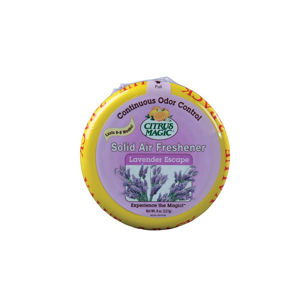 Citrus Magic Solid Air Freshener – Lavender Escape