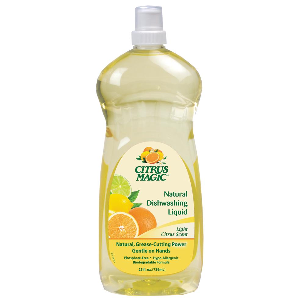 Citrus Magic Dishwashing Liquid – Light Citrus Scent