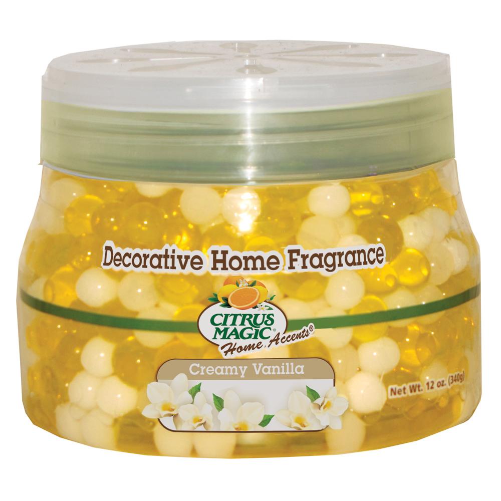 Citrus Magic Gel Beads – Creamy Vanilla