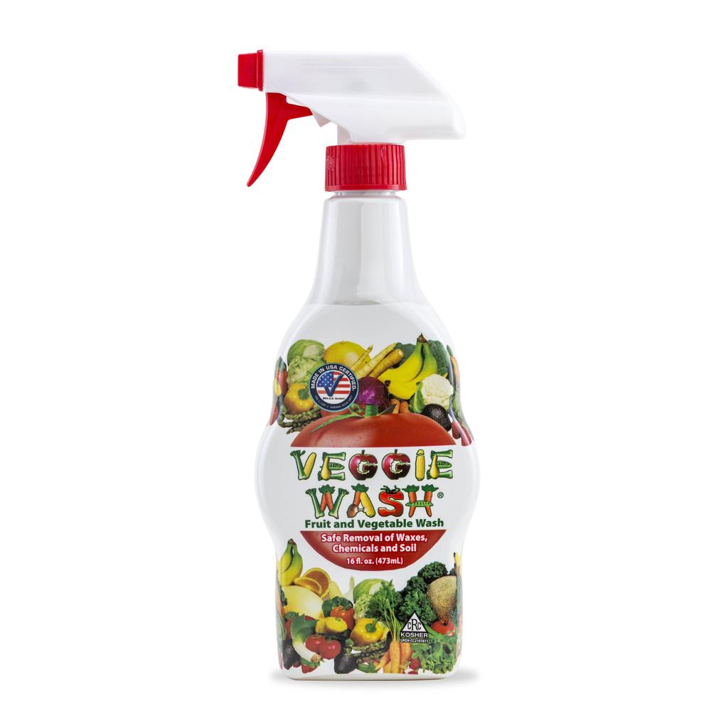 Veggie Wash Fruit & Vegetable Wash