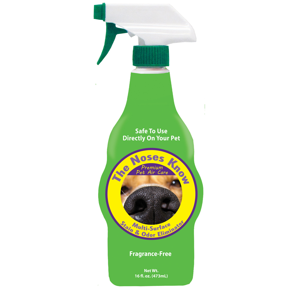 The Noses Know Multi-Surface Stain & Odor Remover