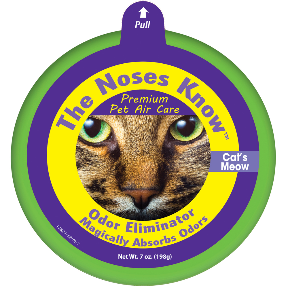The Noses Know Solid Air Freshener – Cat's Meow