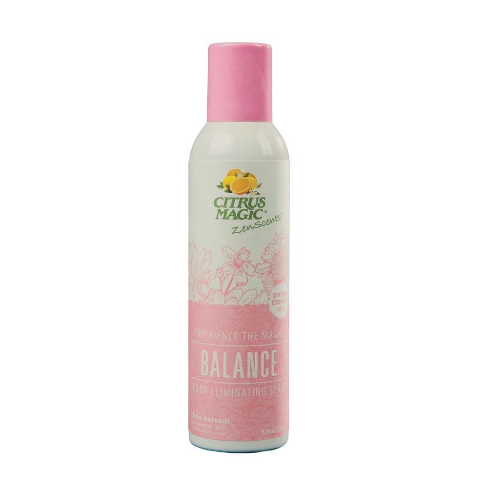Citrus Magic Spray Air Freshener – Zen Scents – Balance