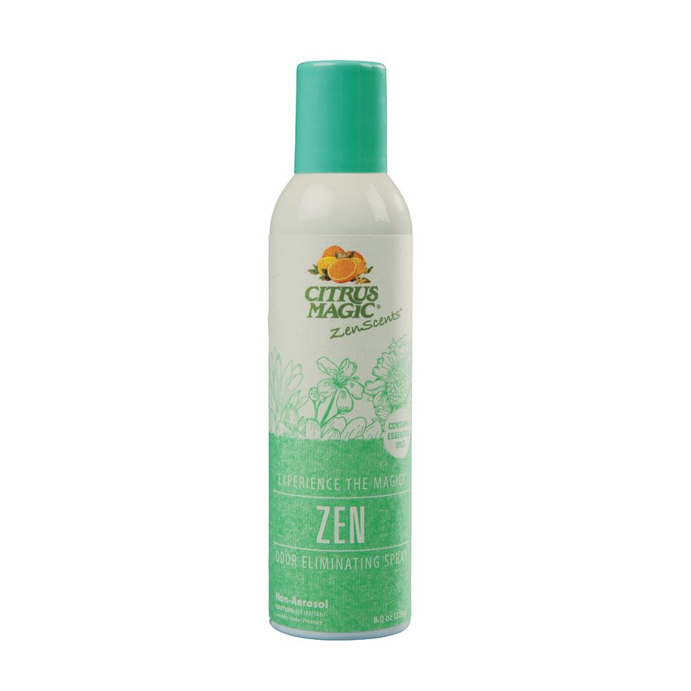 Citrus Magic Spray Air Freshener – Zen Scents – Zen