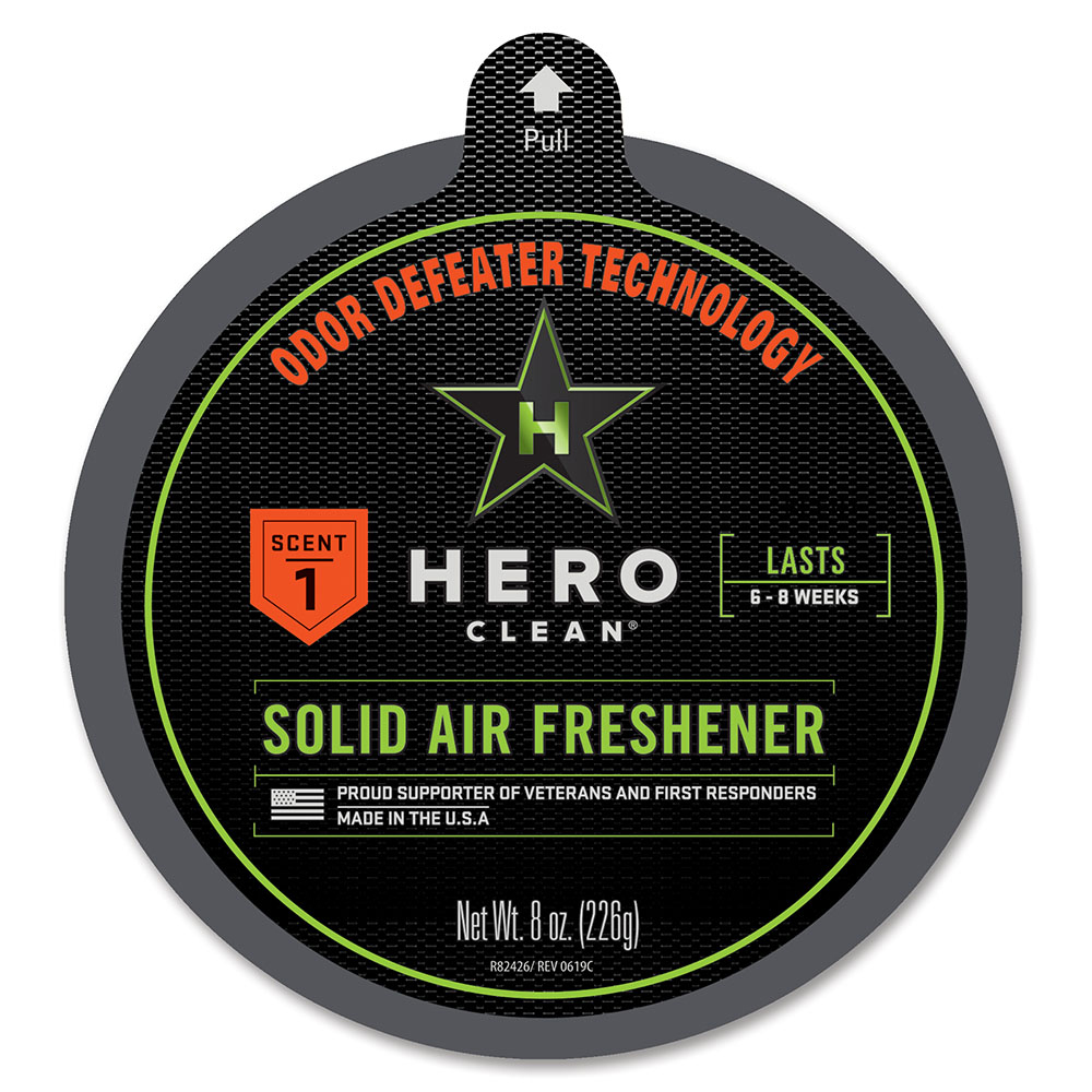 Hero Clean Solid Air Freshener – Scent 1