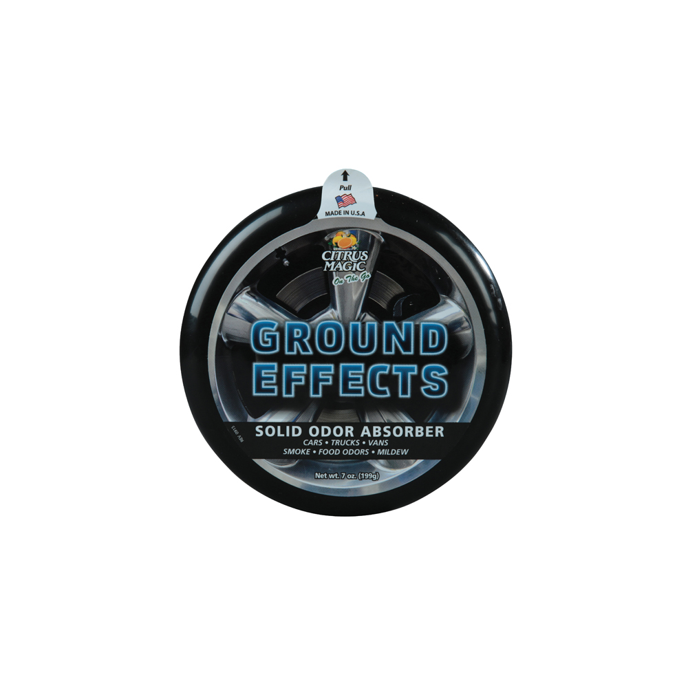 Citrus Magic Solid Air Freshener – On The Go – Ground Effects