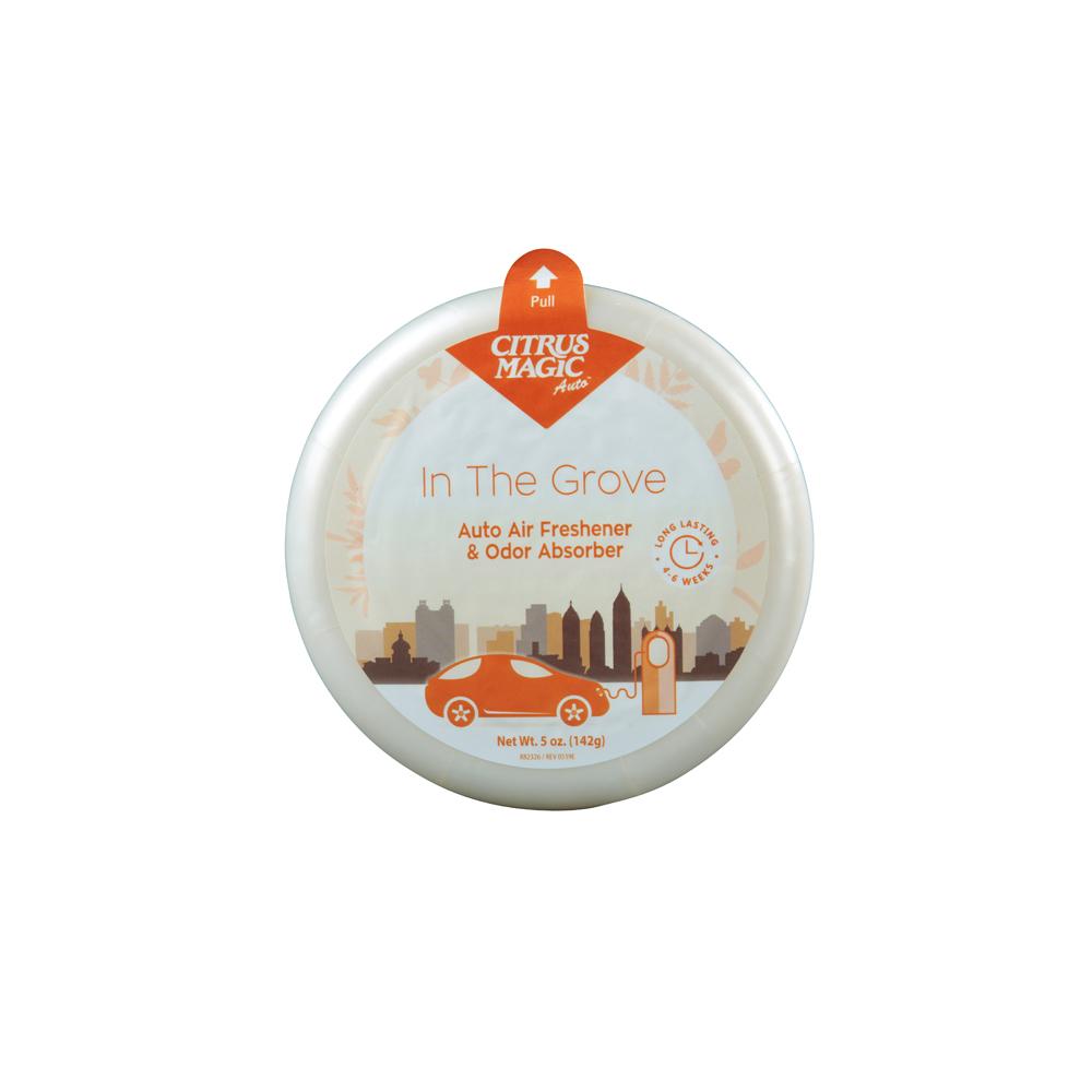 Citrus Magic Solid Air Freshener – Auto – In The Grove
