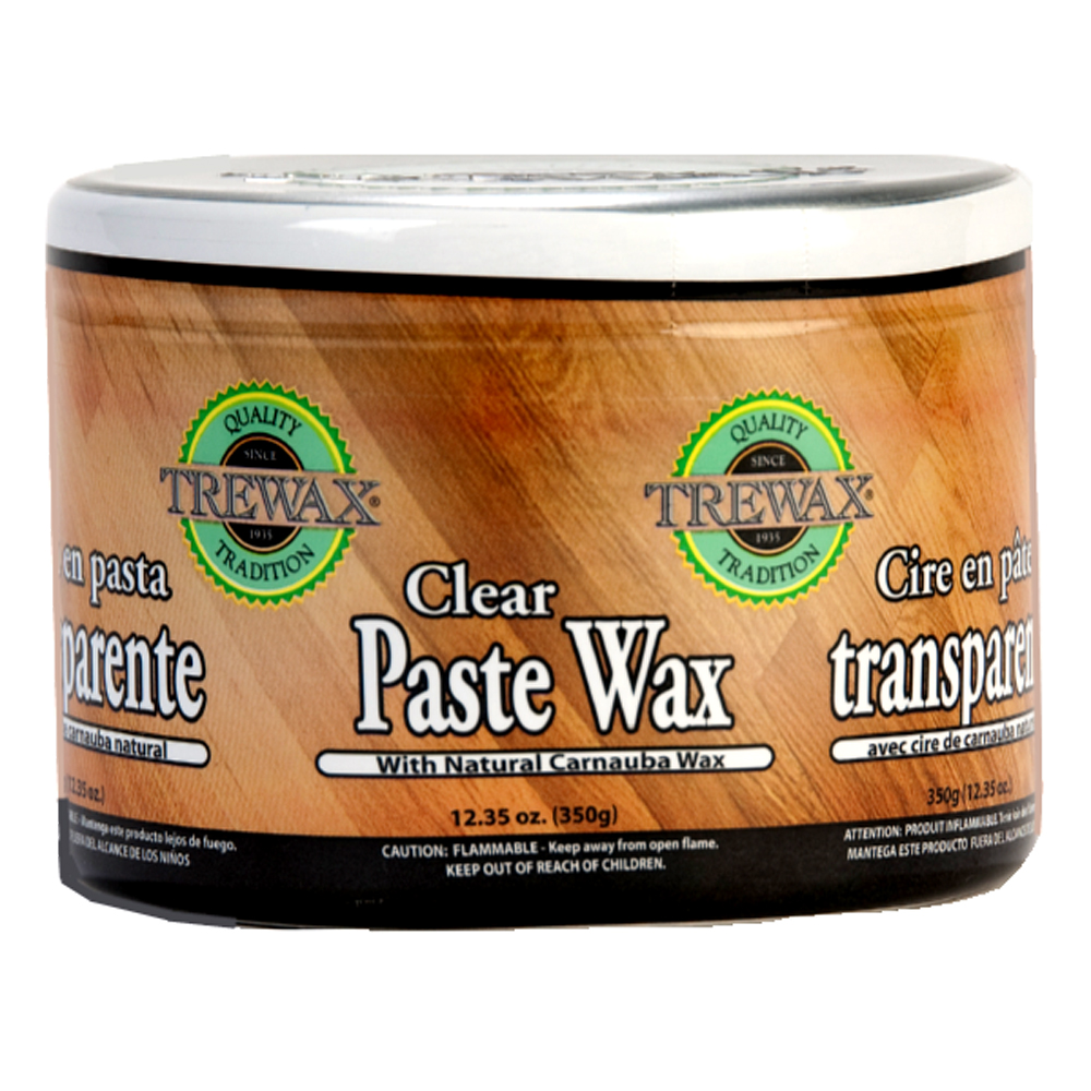 Trewax Paste Wax – Clear