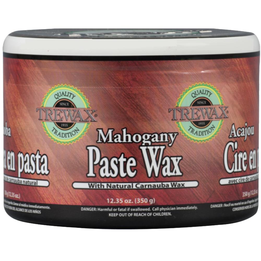 Trewax Paste Wax – Mahogany