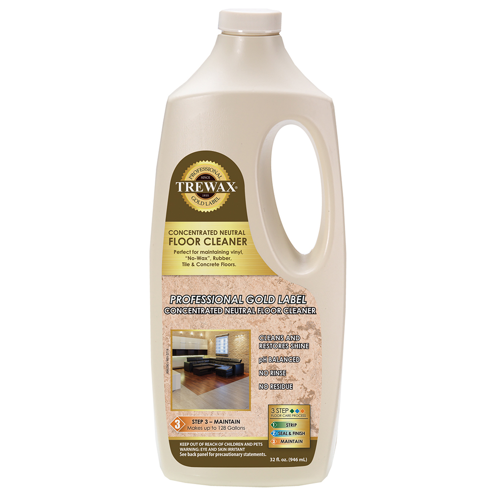 Trewax Gold Label Neutral Floor Cleaner