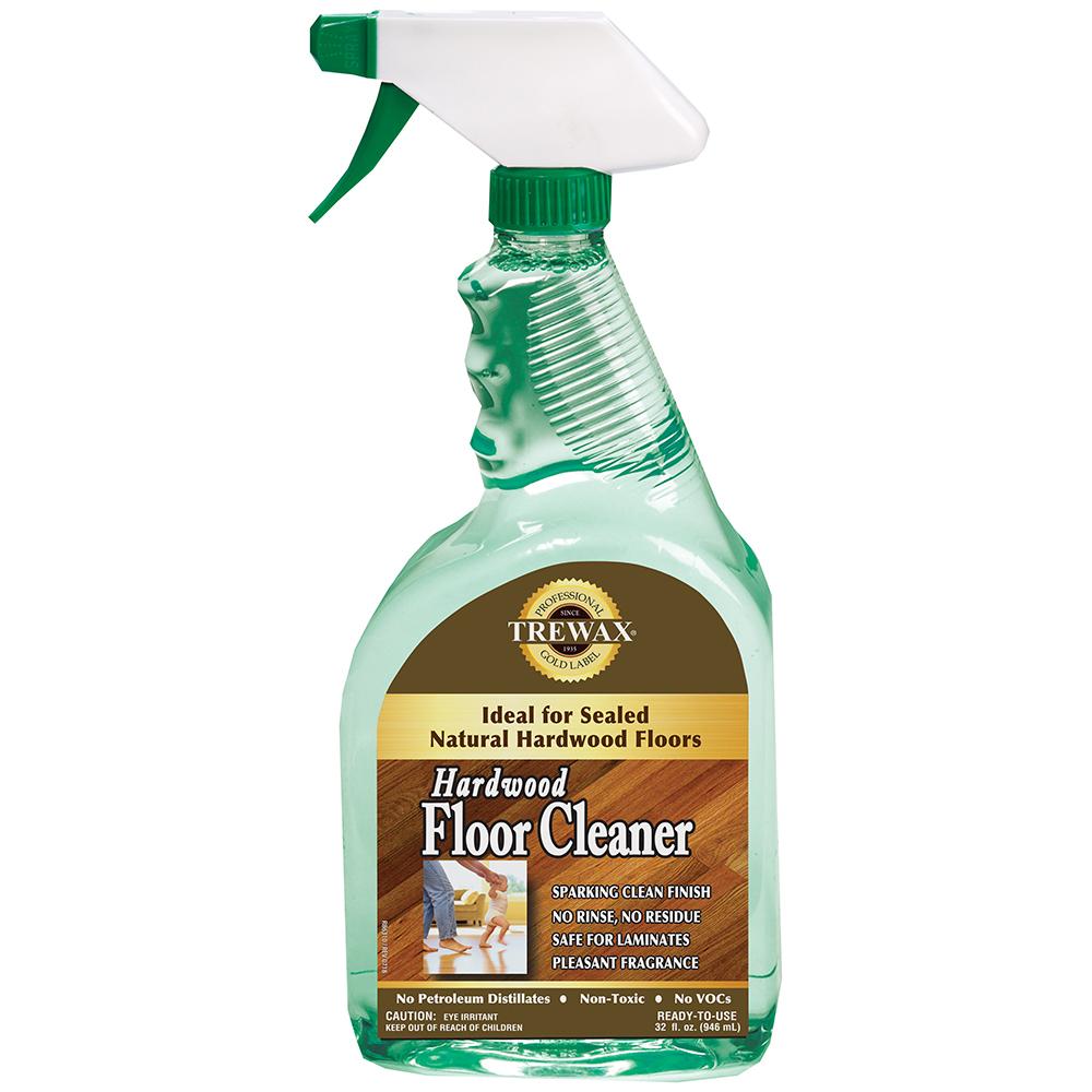 Trewax Gold Label Hardwood Floor Cleaner