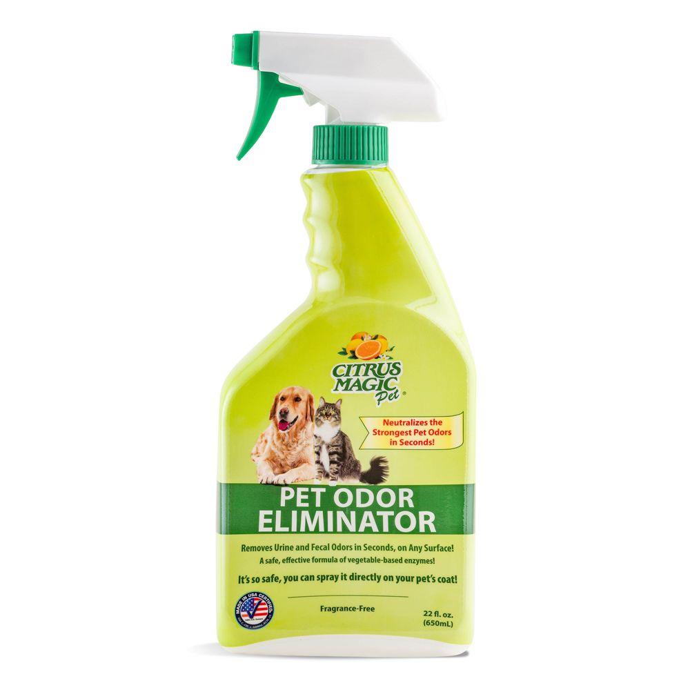 Citrus Magic Odor Eliminator – Pet