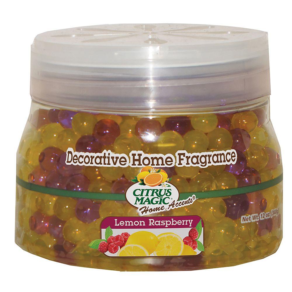 Citrus Magic Gel Beads – Lemon Raspberry