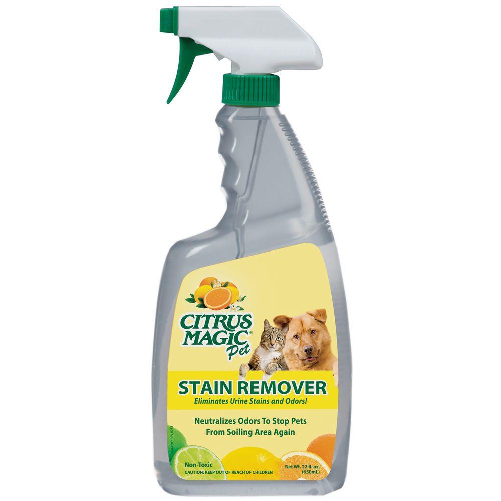 Citrus Magic Instant Spot & Stain Remover – Pet