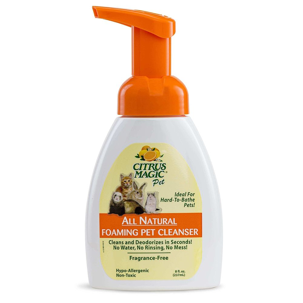 Citrus Magic Pet Foaming Pet Cleanser
